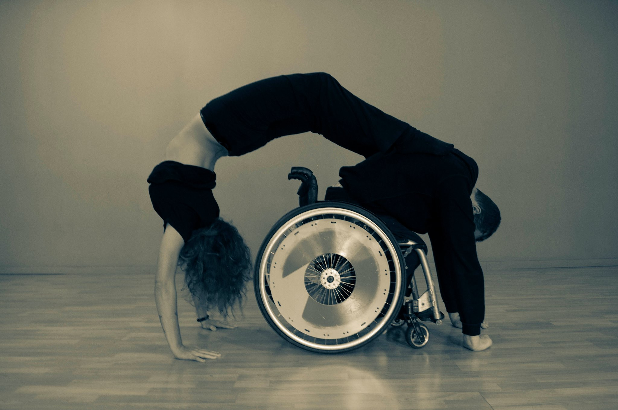 Σεμινάριο DanceAbility στo Εμπρός